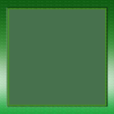 قاب سبز فانتزی مربع