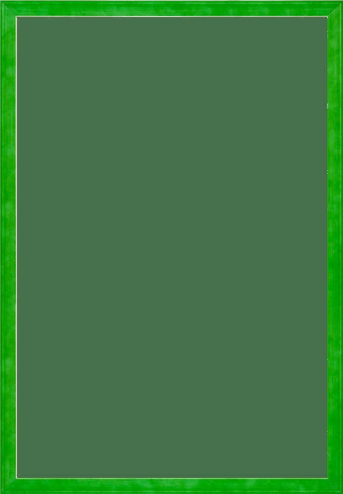 قاب سبز باریک