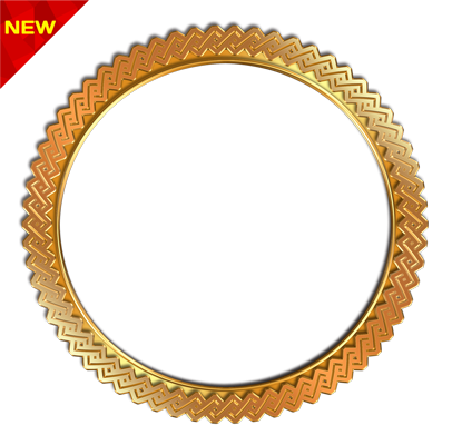 قاب دایره طلایی