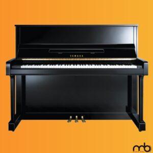 پیانوی مشکی رنگ