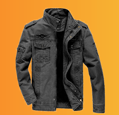 ژاکت سیاه