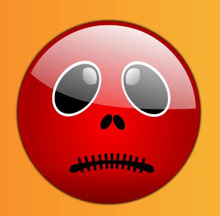ایموجی عصبانی