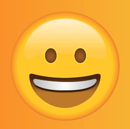 ایموجی خنده