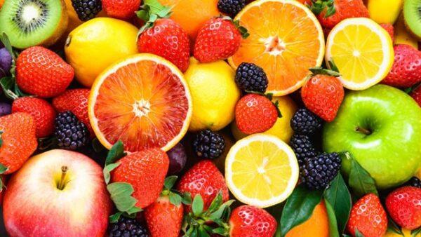 انواع میوه