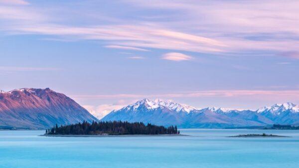 دریا و کوه